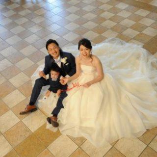 HAPPYなパパママ婚☆カワイイが溢れるお子様との3ショット特集♡