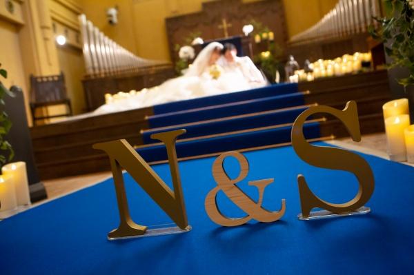 【続ウェディングレポート★】結婚式は一生に一度のビックイベント♦感謝の想いを伝えたい♥