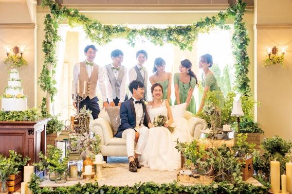 【余興なしでも楽しめる♪結婚式アイデア4選★】余興お願いするのはちょっと◆というプレ花嫁さまもこれで安心!
