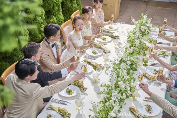 新潟県三条市 長岡市 新潟市 結婚式場 披露宴 レポート パーティレポート ウェディングドレス カラードレス 結婚式の流れ 進行 プログラム