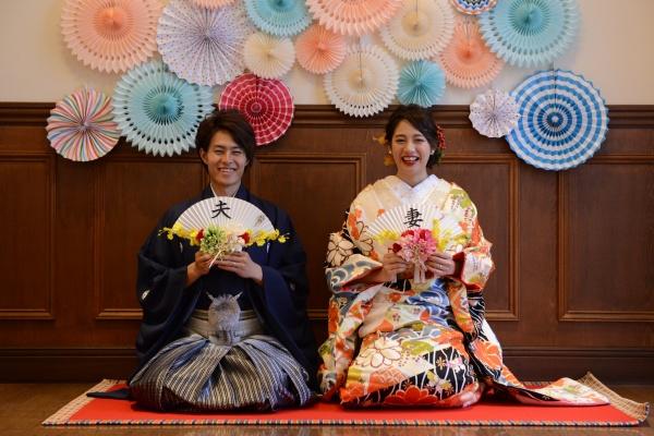 新潟県三条市 新潟市 長岡市 結婚式場 和装 前撮り 和装小物