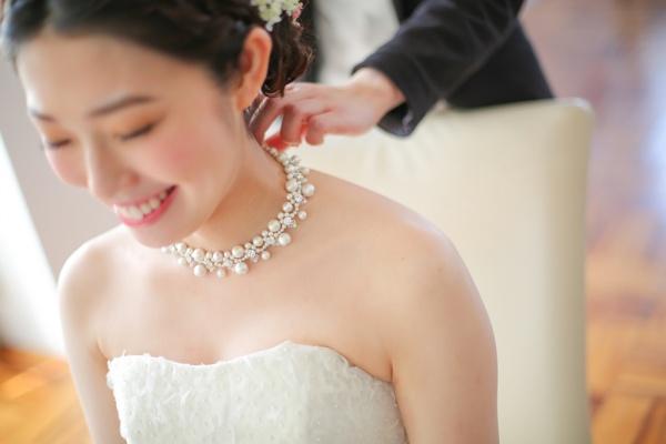 新潟県三条市 新潟市 長岡市 結婚式場 花嫁さま  結婚式 ジュエリー フェア