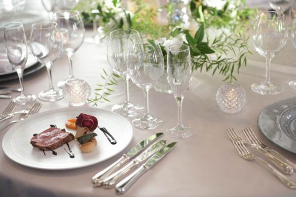 【結婚式のコース料理◆大人気のチョイスシステム】肉料理も魚料理も思わず笑顔になる美味しさ!