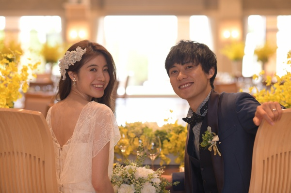 新潟県三条市 新潟市 長岡市 結婚式場 花嫁さま  結婚式 演出 スタッフ