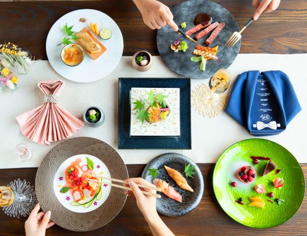 【知ってて食すと美味しさ倍増!】豆知識◆フルコース料理◆お料理の順番と意味を知ろう♪