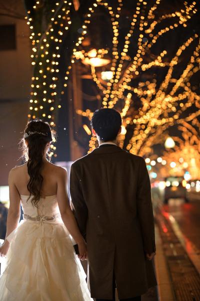 新潟県三条市 長岡市 新潟市 結婚式場 ウェディングドレス 後悔 節約 卒花嫁 リアル花嫁 イルミネーション