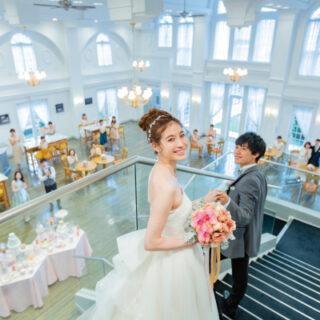 【おしゃれ花嫁さまが大絶賛のブランドから新作ドレス入荷❤】\イサムモリタ/からウェディングドレスが入荷♪