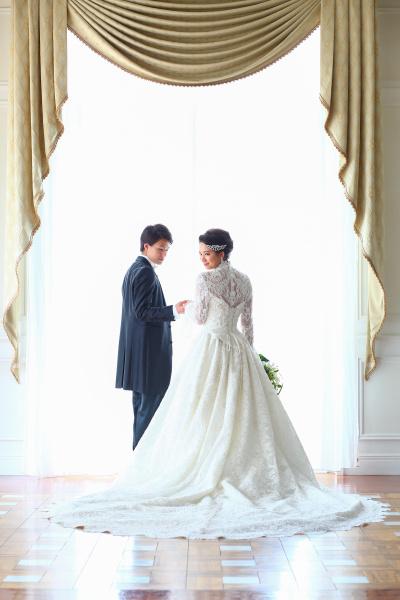 新潟県三条市 新潟市 長岡市 結婚式儒 ウェディングドレス  チャペル