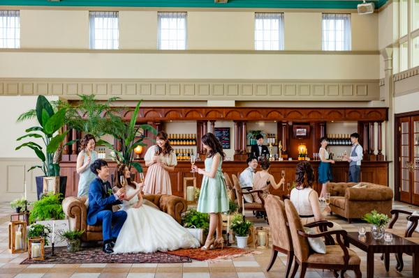 新潟県三条市 新潟市 長岡市 結婚式場 披露宴 演出 フォトクリエ スマートフォン