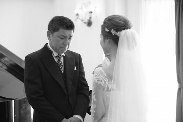新潟県三条市 新潟市 長岡市 結婚式場 ブライダル お父さま ブートニア