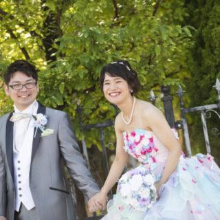 【結婚式を挙げたおふたりだからこそ伝えたい想い◆#1】
