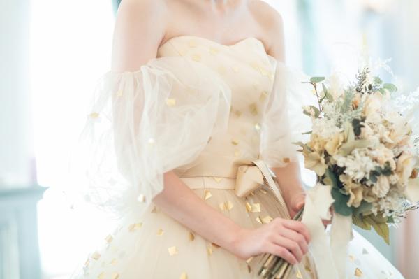 【おしゃれ花嫁さま必見❤】ブライダルフォトで\花嫁ソロショット/は絶対撮っておくべき♪