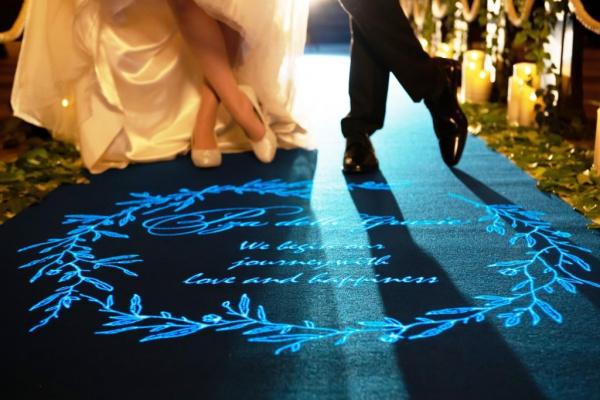 チャペル 新潟県三条市 長岡市 新潟市 結婚式場 バージンロード ウェディングドレス 歩き方 新婦父 失敗しない ランナー