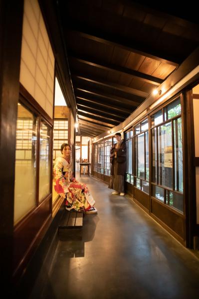 OGW-0042新潟県三条市 結婚式場 ピアザデッレグラツィエ 前撮り 出張 和装