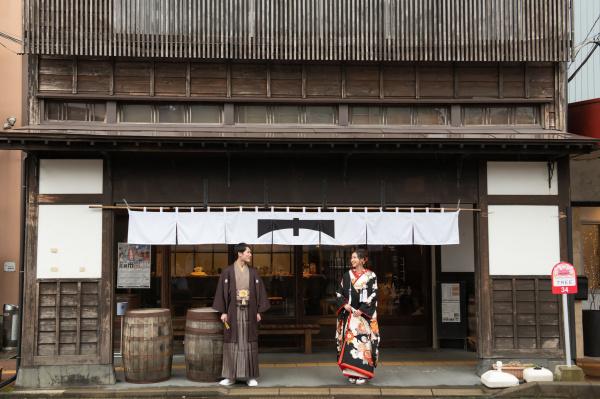 OGW-0059新潟県三条市 結婚式場 ピアザデッレグラツィエ 前撮り 出張 和装