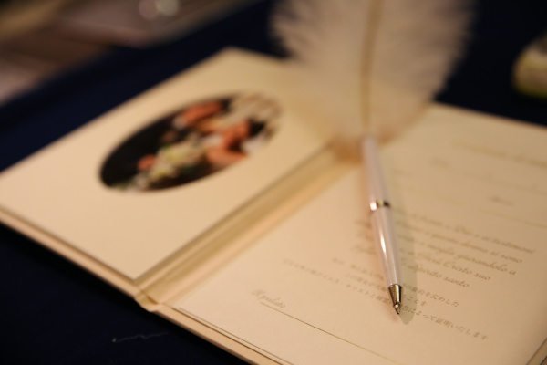新潟県三条市 長岡市 新潟市 結婚式場 美花嫁 結婚証明書 立ち居振る舞い 挙式