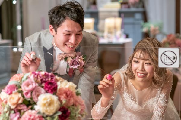 新潟県三条市 新潟市 長岡市 結婚式場 パーティ カラードレス ウェディングドレス 新作