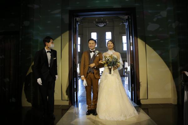 【スタッフ紹介◆会場キャプテン】結婚式で新郎新婦さまをスマートにご案内♪ゲストへの対応もピカイチ★