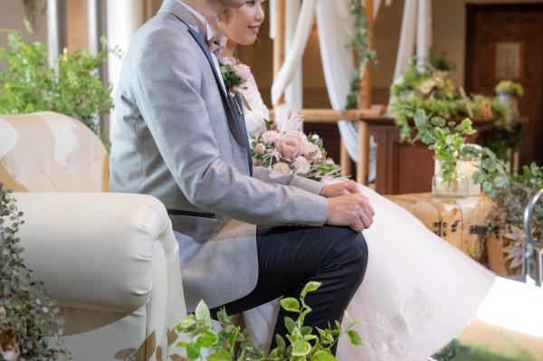 新潟県三条市 長岡市 新潟市 結婚式場 インスタライブ 高砂ソファー