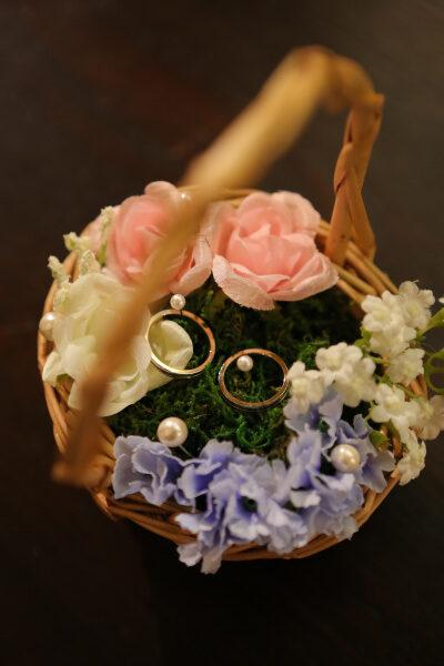 新潟県三条市 新潟市 長岡市 結婚式場 リングピロー 赤ちゃん 枕 ウェディングアイテム 小物