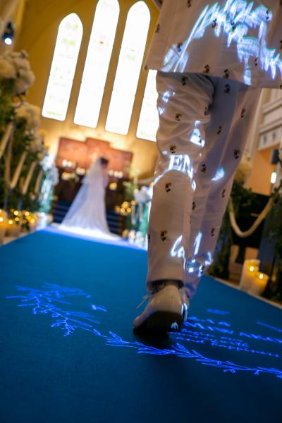 新潟県三条市 長岡市 新潟市 結婚式場 前撮りフォト ファーストミート チャペル バラ プレゼント