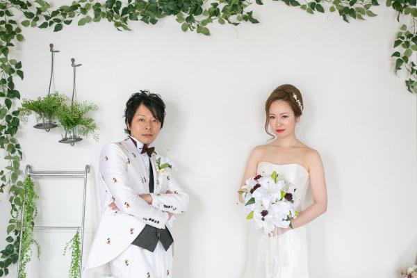 新潟県三条市 長岡市 新潟市 結婚式場  卒花 前撮り ウェディングドレス ルーム