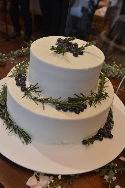 新潟県三条市 長岡市 新潟市 結婚式場 ウェディングケーキ 卒花嫁 デザイン プレ花嫁 ケーキ