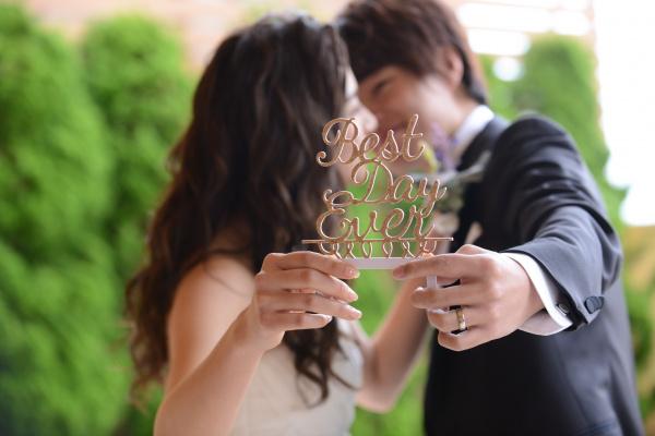 【ブライダルスタッフからの豆知識★】結婚式で後悔を残さないための3つのポイント♪~結婚式の想い出編~