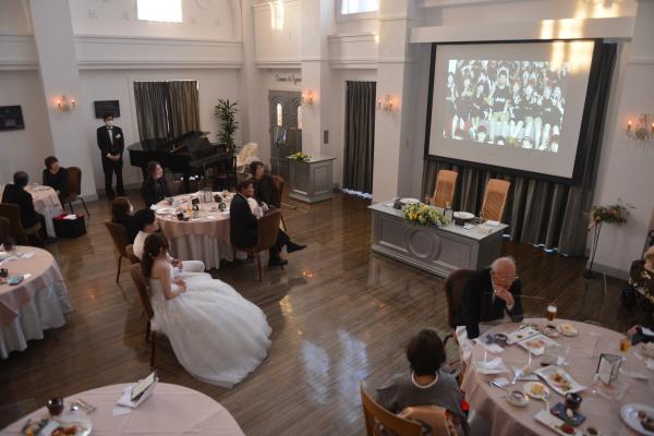 新潟県三条市 長岡市 新潟市 結婚式場 ピアザデッレグラツィエ パパママ ベビー アットホーム