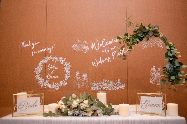新潟県三条市 長岡市 新潟市 結婚式場 美花嫁 卒花 感染対策グッズ
