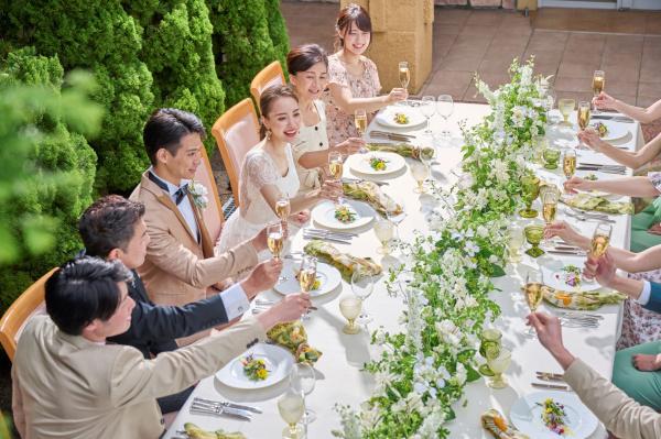 【うちの子が結婚式を挙げました】結婚式後だからこそ実感がわく!感動あり!涙ありの◆子育て卒業式◆