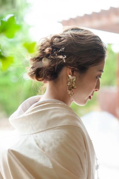 新潟県三条市 長岡市 新潟市 結婚式場 ピアザデッレグラツィエ  インスタライブ 卒花 和装 白無垢 立ち居振る舞い