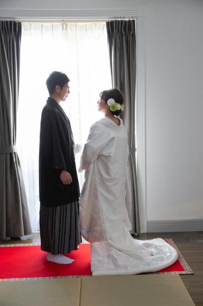 新潟県三条市 長岡市 新潟市 結婚式場 ピアザデッレグラツィエ  パーティーレポート 卒花 和装 白無垢