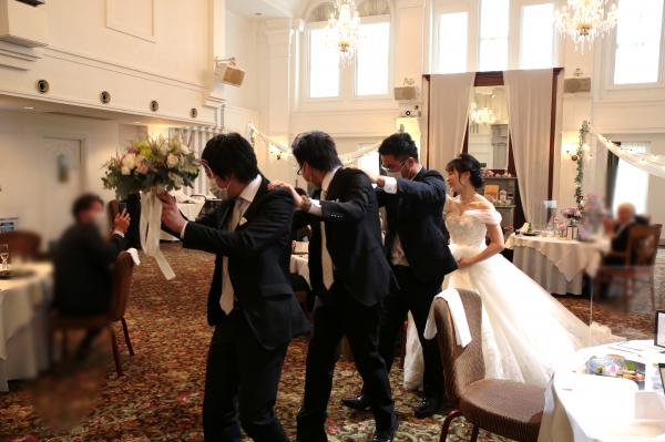 新潟県三条市 長岡市 新潟市 結婚式場 ピアザデッレグラツィエ  パーティーレポート 卒花 和装 白無垢 白ドレス カラードレス