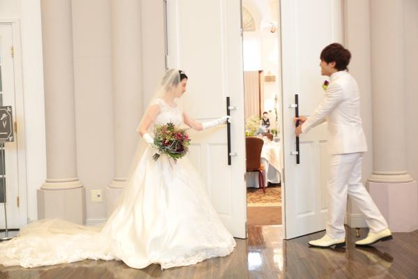 テーマ 新潟県三条市 長岡市 新潟市 結婚式場 披露宴 レポート パーティレポート ウェディングドレス カラードレス 結婚式の流れ 進行