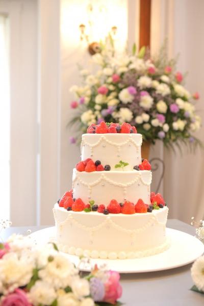 新潟県三条市 長岡市 新潟市 結婚式場 披露宴 レポート パーティレポート ウェディングケーキ お釜 定番演出