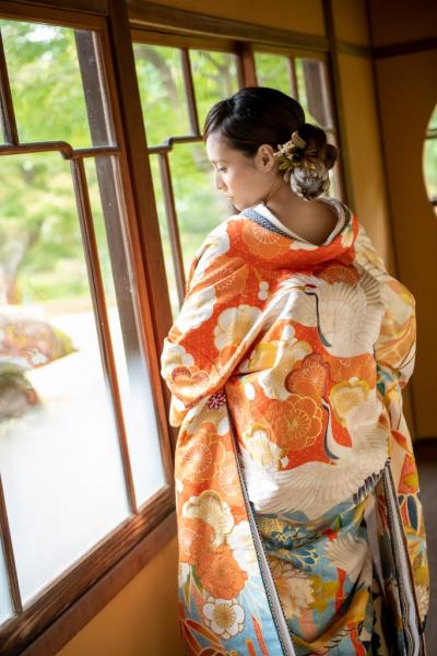 新潟県三条市 長岡市 新潟市 結婚式場 ヘアアレンジ 写真 卒花嫁 ドレス迷子 試着レポート ドレス選び