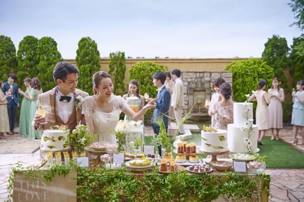新潟県三条市 長岡市 新潟市 結婚式場 ピアザデッレグラツィエ 前日の食事 4つ