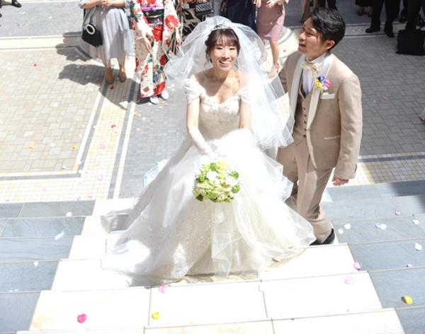 新潟県三条市 長岡市 新潟市 結婚式場 披露宴 レポート パーティレポート ウェディングドレス