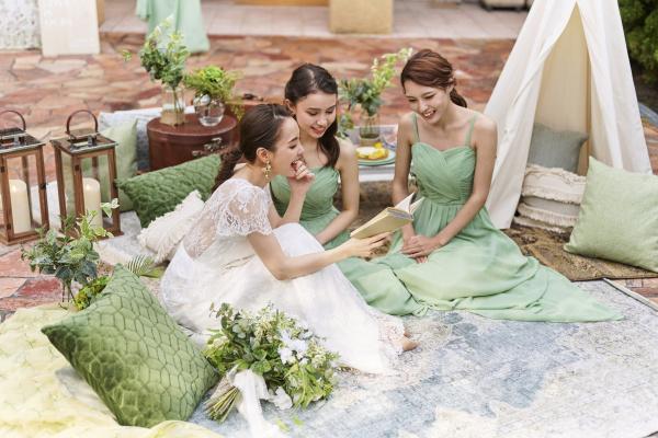 新潟県三条市 長岡市 三条市 見附市 結婚式場 人前式 誓いの言葉 人前結婚式 オリジナル